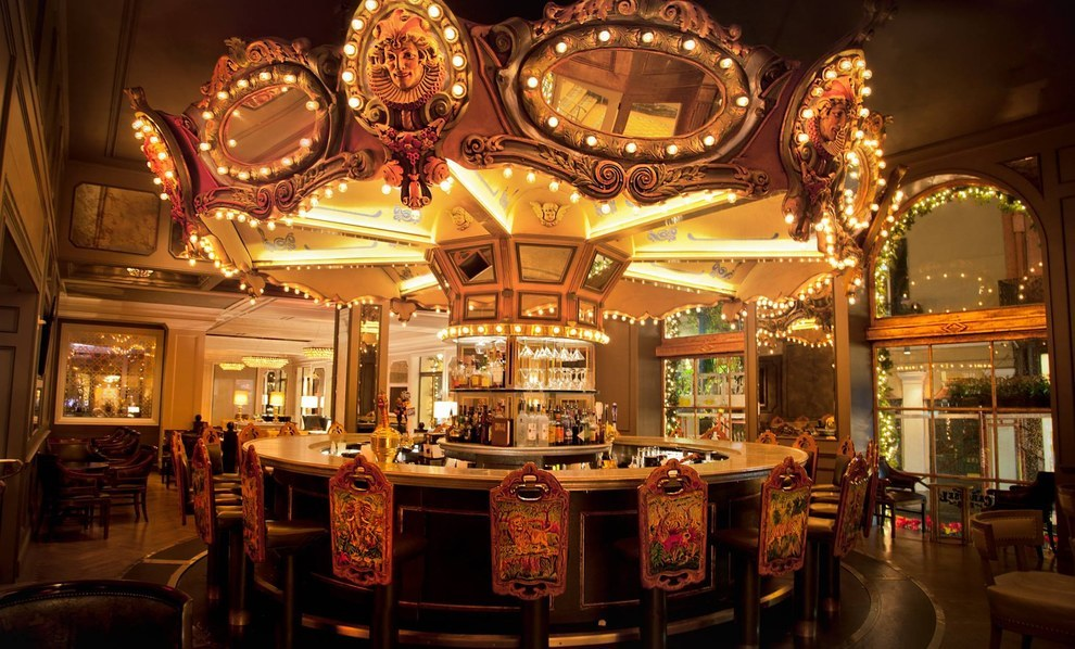 The Carousel Bar & Lounge — New Orleans