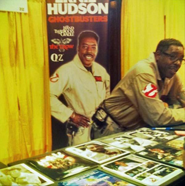 4.) Ernie Hudson felt haunted by his past.