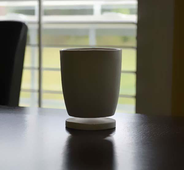 11.) The floating mug