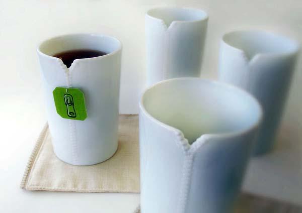 10.) Zipped up mugs