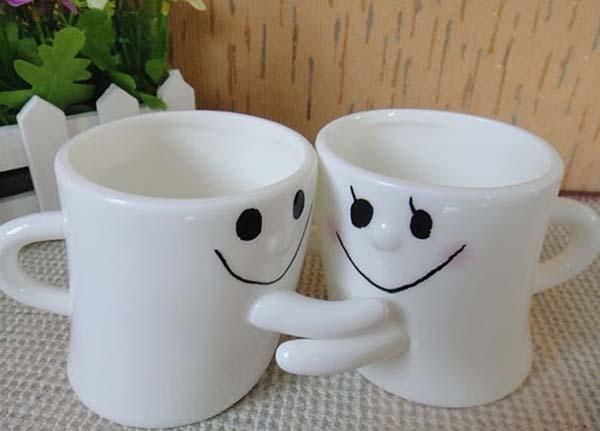 """14.) """"Hug Me Lover"""" mug"""
